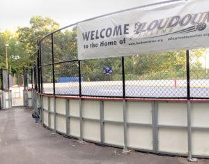 Hillside Park rink