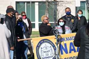 NAACP of Loudoun County Speaks about discrimination in Academies