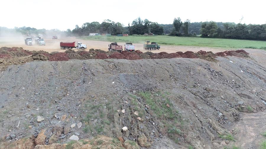 The controversial potentially expanding landfill in Loudoun County
