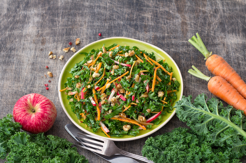 Chopped Breakfast Salad