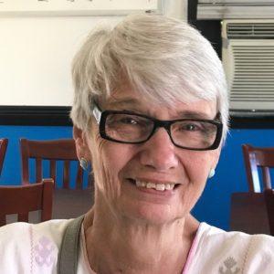 Shirley Rae van Buskirk