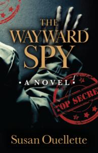 The Wayward Spy Cover